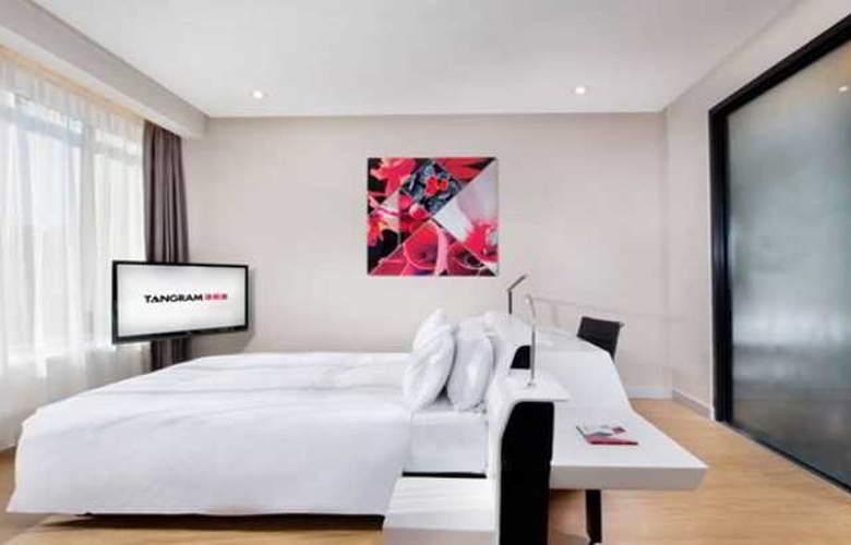 Beijing Tangram Hotel - Room - 8