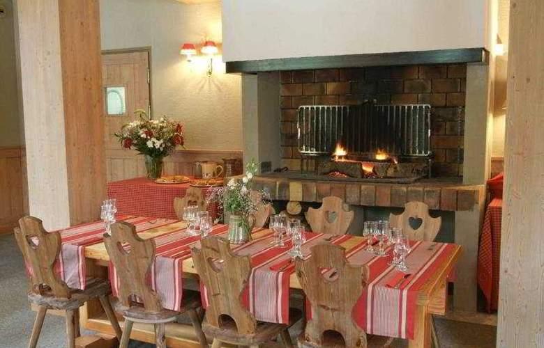 Homtel La Tourmaline - Restaurant - 8