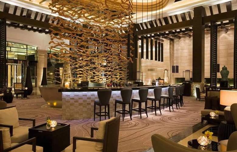 Sofitel Shanghai Sheshan Oriental - Bar - 5