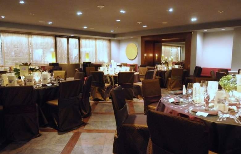 Gran Hotel la Florida - Restaurant - 10