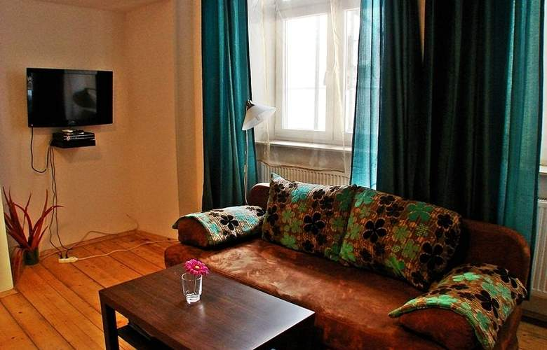 Old Town Apartments Grodzka - Room - 5