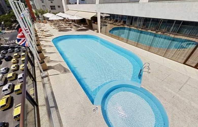 Hilton Rio de Janeiro Copacabana - Pool - 2