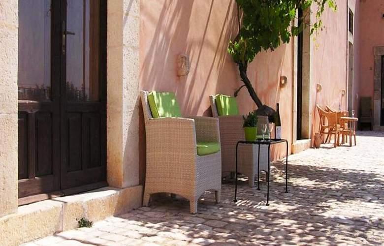 Villa Principe Di Belmonte - Terrace - 4