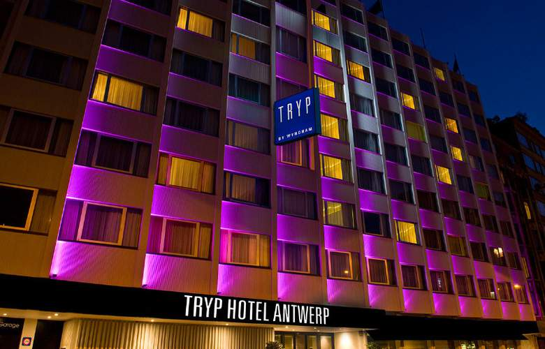 Tryp by Wyndham Antwerp - Hotel - 5