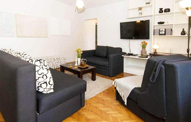 One Bedroom Apartment Hip & Spacious - Hotel - 0