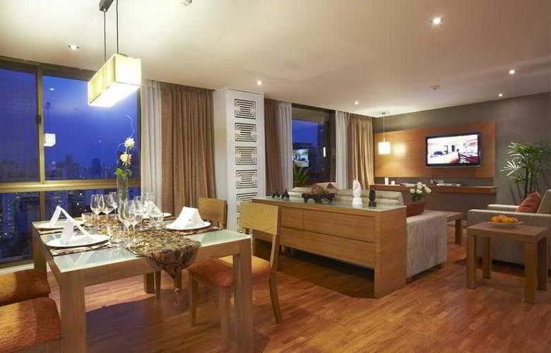 Bandara Suite Silom - Room - 5