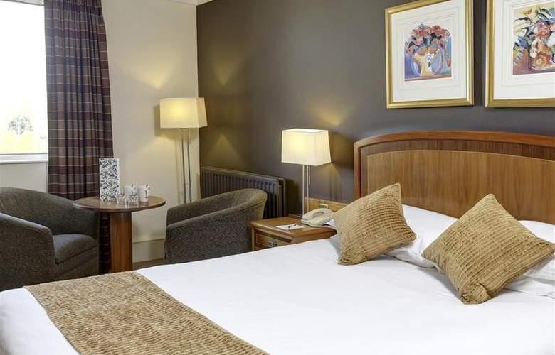 Best Western Stoke-On-Trent Moat House - Room - 77