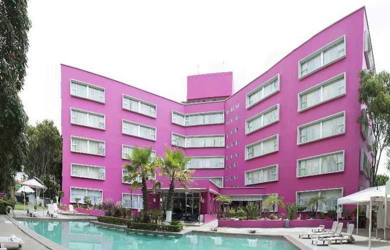 Best Western Real de Puebla - Pool - 45