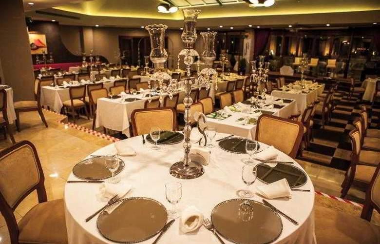 Hegsagone Marine Asia Hotel - Restaurant - 9