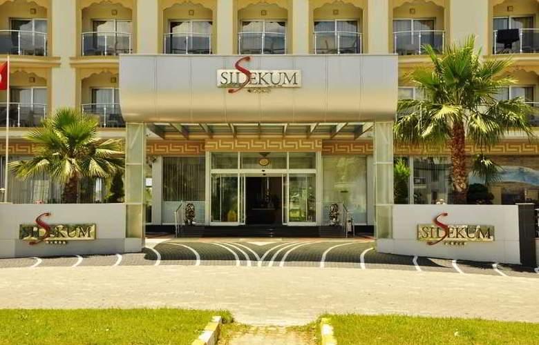 Sidekum - Hotel - 8