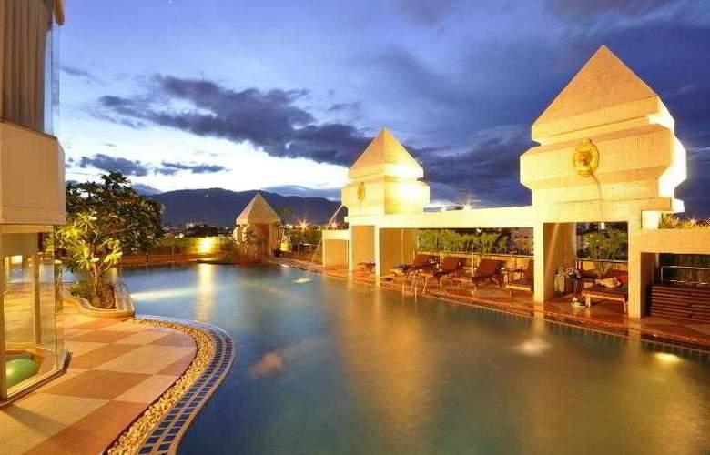 Centara Duangtawan Hotel Chiang Mai - Pool - 17
