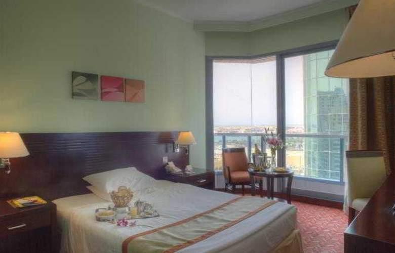 Hawthorn Suites by Wyndham Abu Dhabi City Center - Room - 3