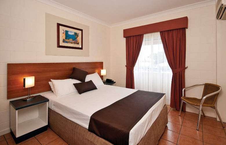 Cairns Queens Court - Room - 3