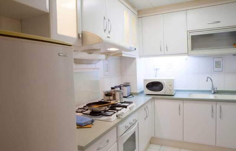 Yopark Serviced Apartment Yanlord Riviera Garden - Room - 9