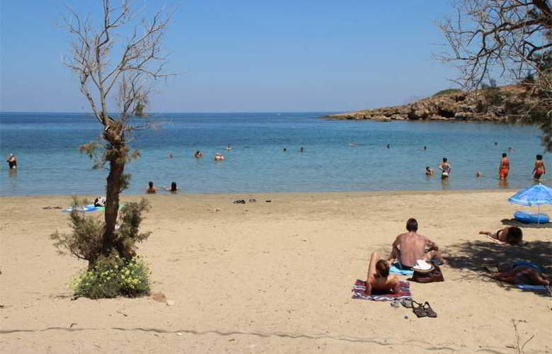 Elotia Hotel - Beach - 21