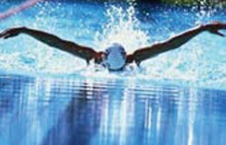 Radisson Sas Slavyanskaya - Pool - 6