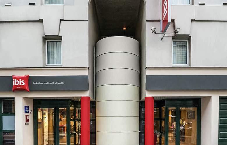 ibis Paris Gare du Nord La Fayette 10ème - Hotel - 0