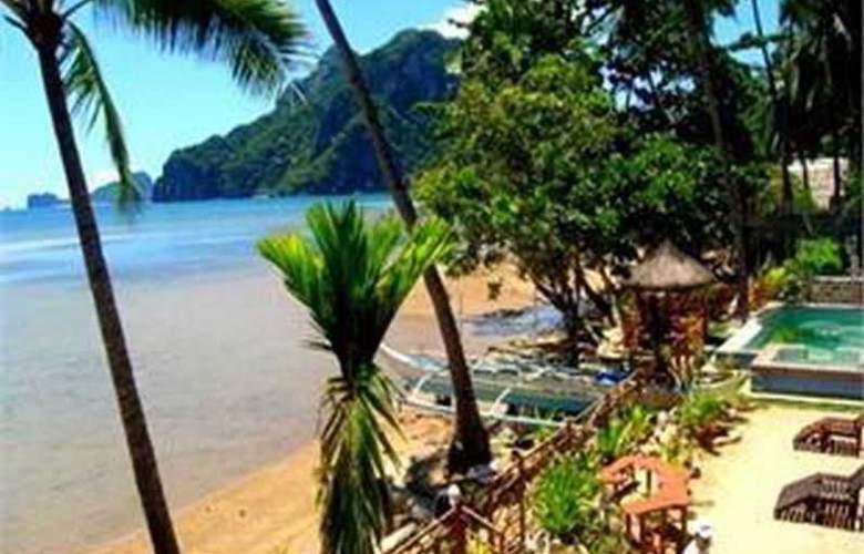 El Nido Four Seasons Beach Resort - Beach - 3