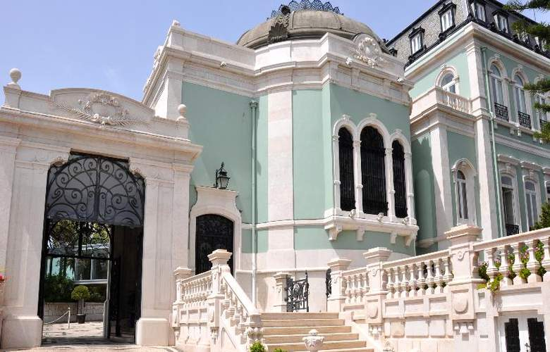 Pestana Palace Hotel and National Monument - Hotel - 10