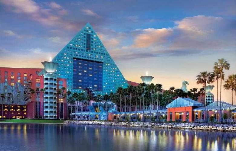 Walt Disney World Dolphin Resort - Hotel - 8
