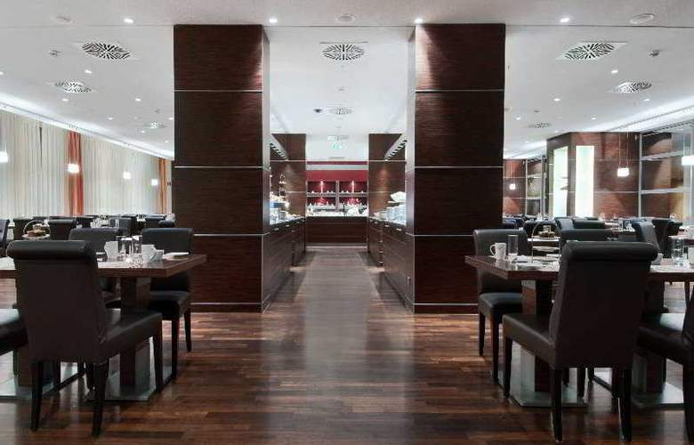 Hilton Cologne - Restaurant - 6
