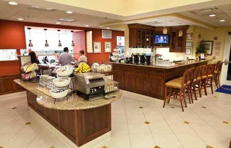Hilton Garden Inn Raleigh Triangle Town Center - Hotel - 11