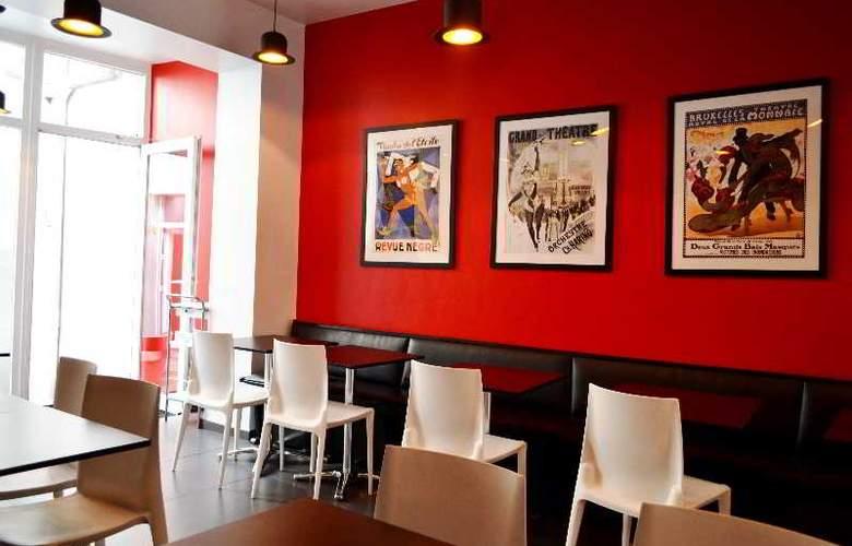 Theater Hotel Brussels - Restaurant - 18