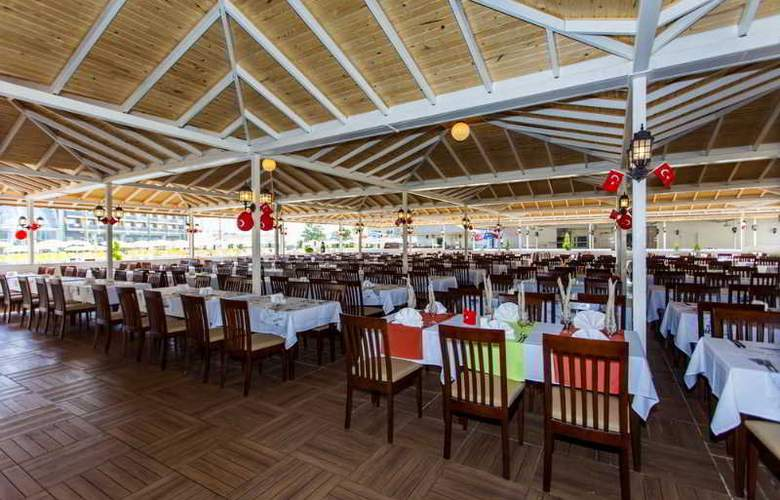 Eftalia Splash Resort - Restaurant - 24
