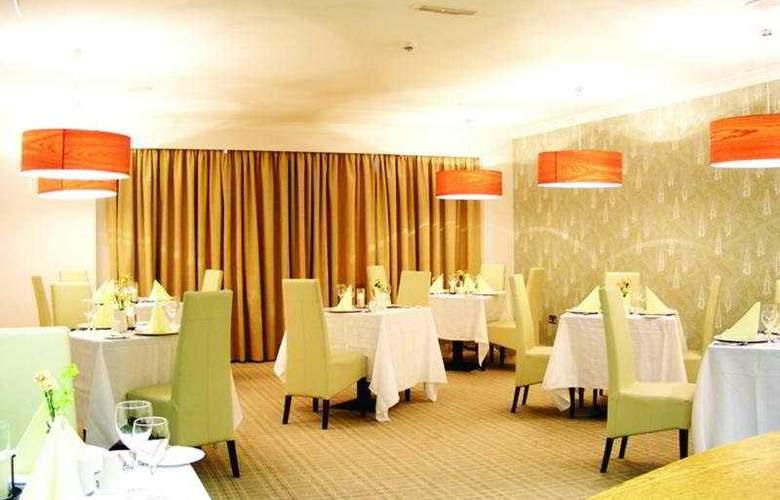 Cill Aodain Court Hotel - Restaurant - 5