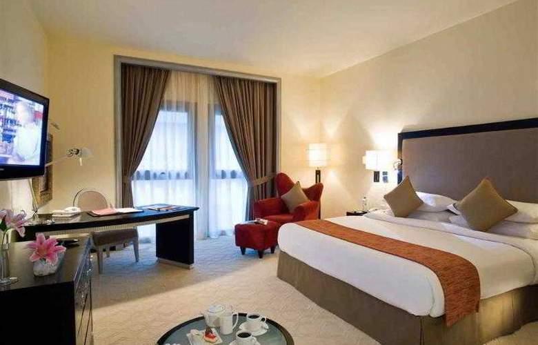 Mercure Gold Al Mina Road Dubai - Hotel - 6