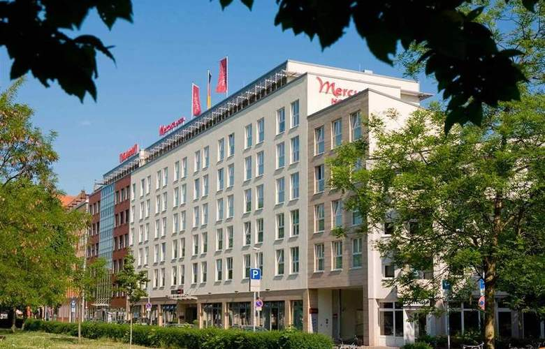 Mercure Hannover Mitte - Hotel - 38