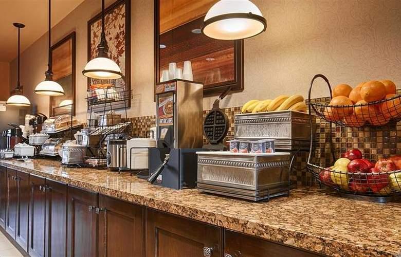 Best Western Tupelo Inn & Suites - Restaurant - 73
