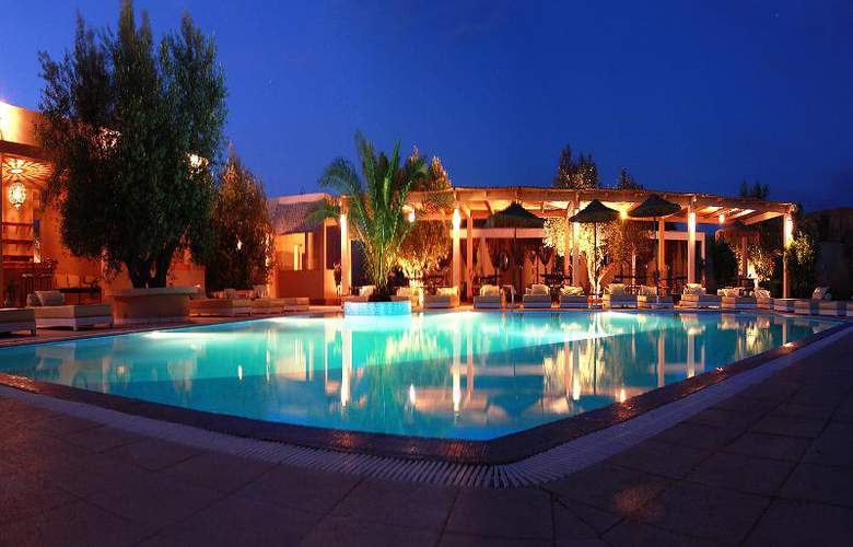 Riad La Maison des Oliviers - Pool - 26