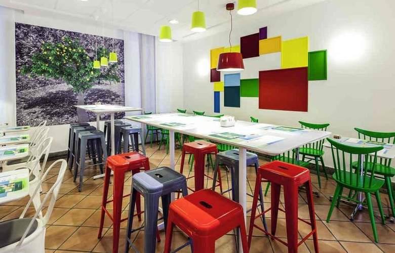 Ibis Styles Napoli Garibaldi - Hotel - 9