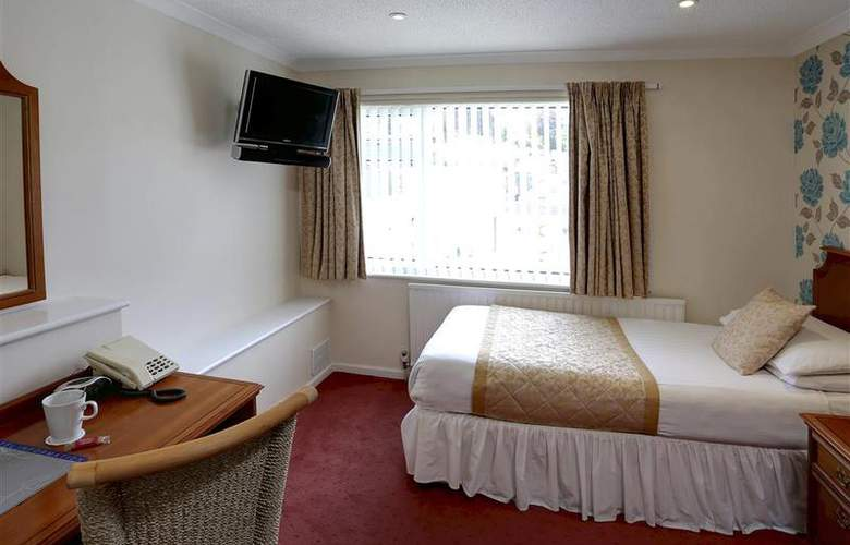 Best Western Duke Of Cornwall Hotel - Room - 80