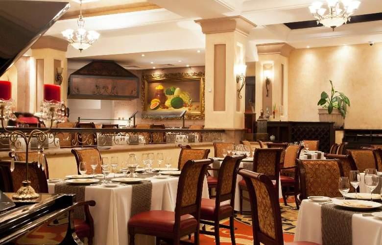 Villa La Estancia Nvo Vallarta Beach Resort & Spa - Restaurant - 36