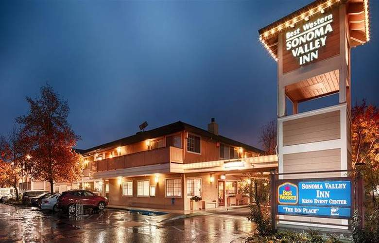 Best Western Sonoma Valley Inn & Krug Event Center - Hotel - 80