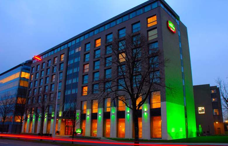 Courtyard Brussels by Marriott - Hotel - 7