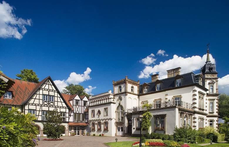 Chateau de l'Ile - Hotel - 0