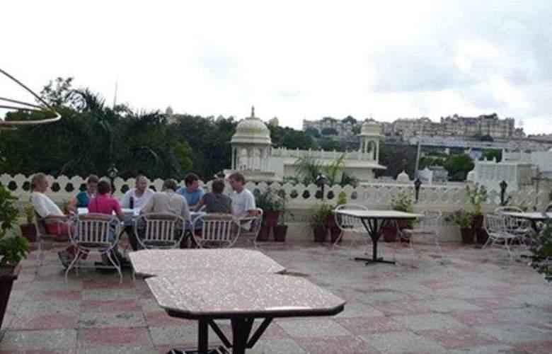 Shambhu Vilas - Terrace - 6
