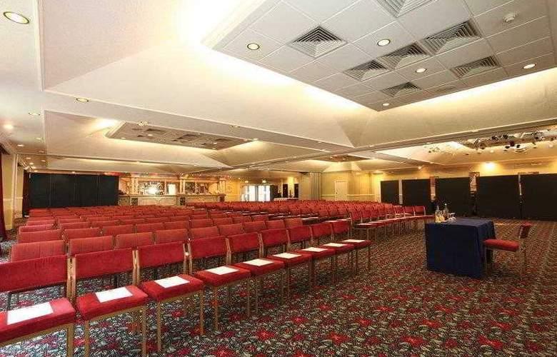 Best Western Willerby Manor Hotel - Hotel - 20