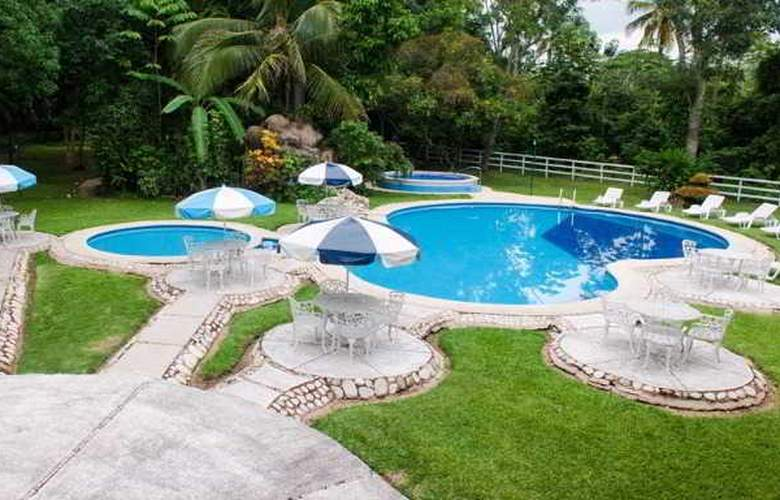 Nututun Palenque - Pool - 0