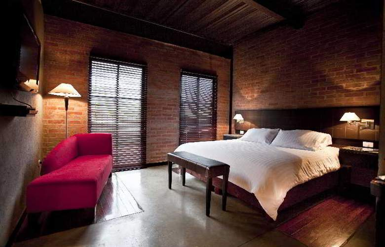 Art Hotel Medellin - Room - 9