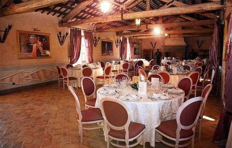Relais Castrum Boccea - Restaurant - 4