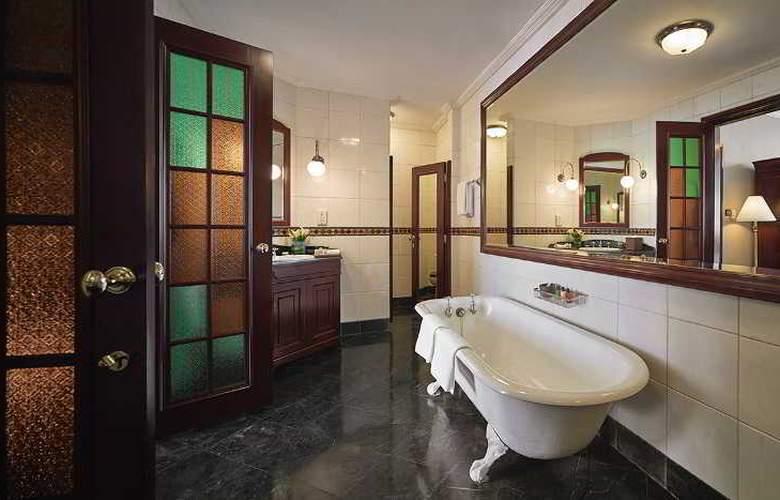 Eastern and Oriental Hotel Penang - Room - 31
