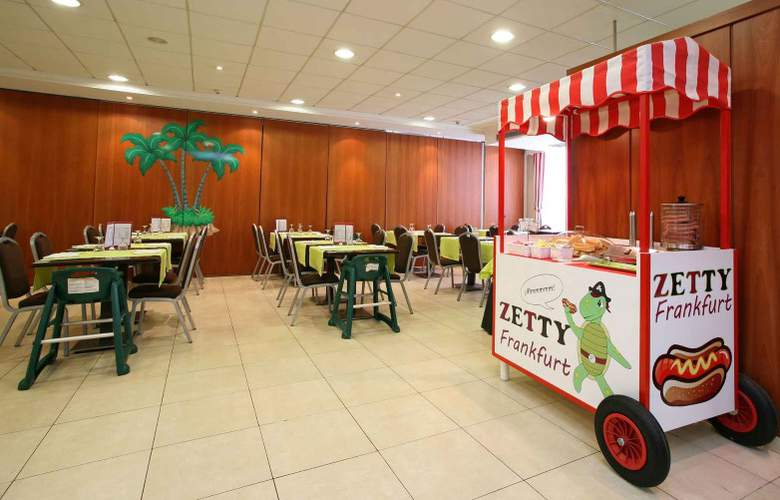 Hotel & Spa Peñíscola Plaza Suites - Restaurant - 36