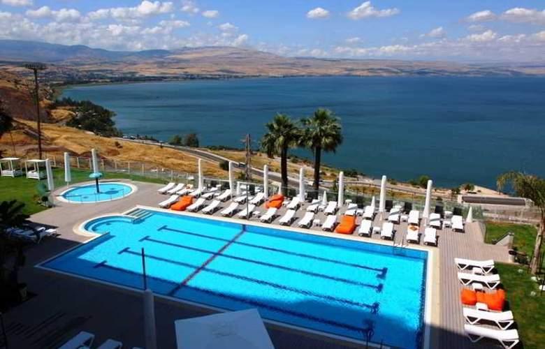 Golan Hotel Tiberias - Pool - 1