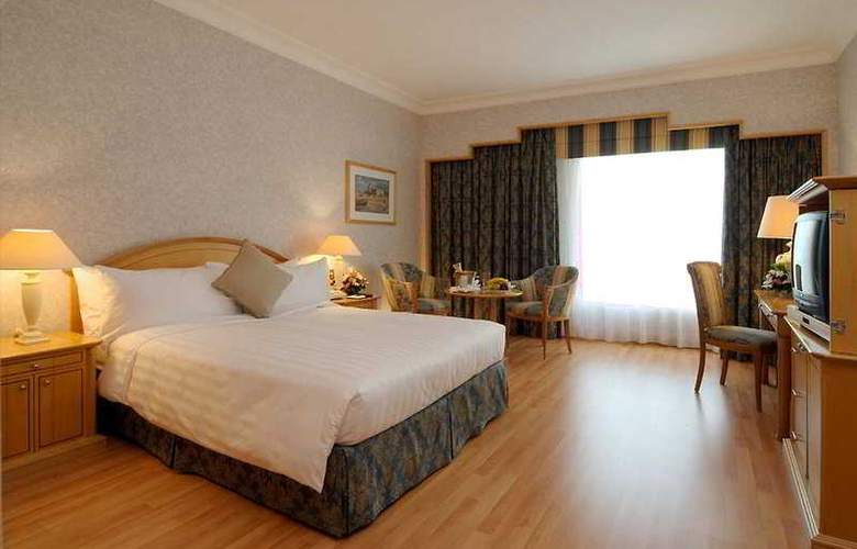 Crowne Plaza Hotel Abu Dhabi - Room - 1