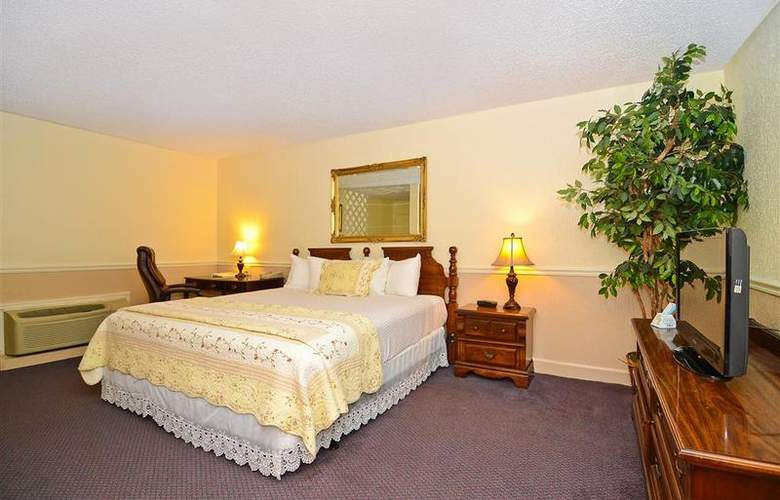 Best Western Chateau Louisianne - Room - 4