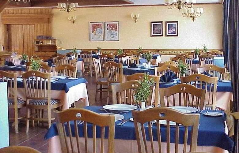 Del Glaciar - Restaurant - 7